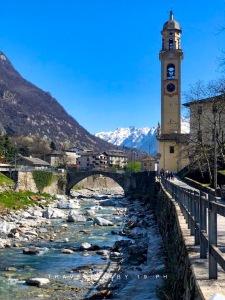 Cascate dell'Acquafraggia, Piuro in Valchiavenna