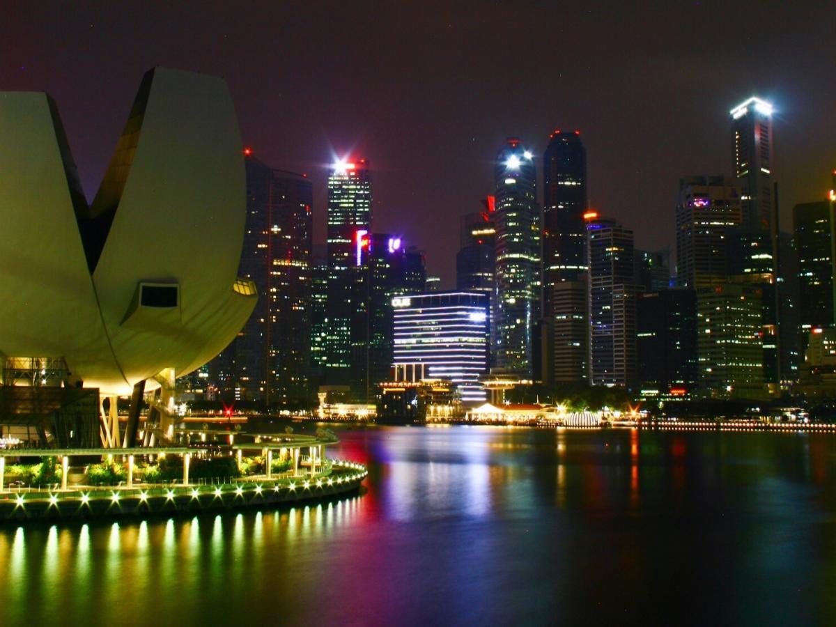 Marina Bay, zona prestigiosa di Singapore dove soggiornare