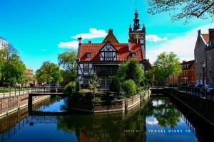 Viaggiare in solitaria, Danzica in Polonia
