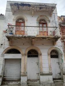 foto di strada in Colombia