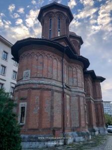 Bucarest, piccola chiesa in centro