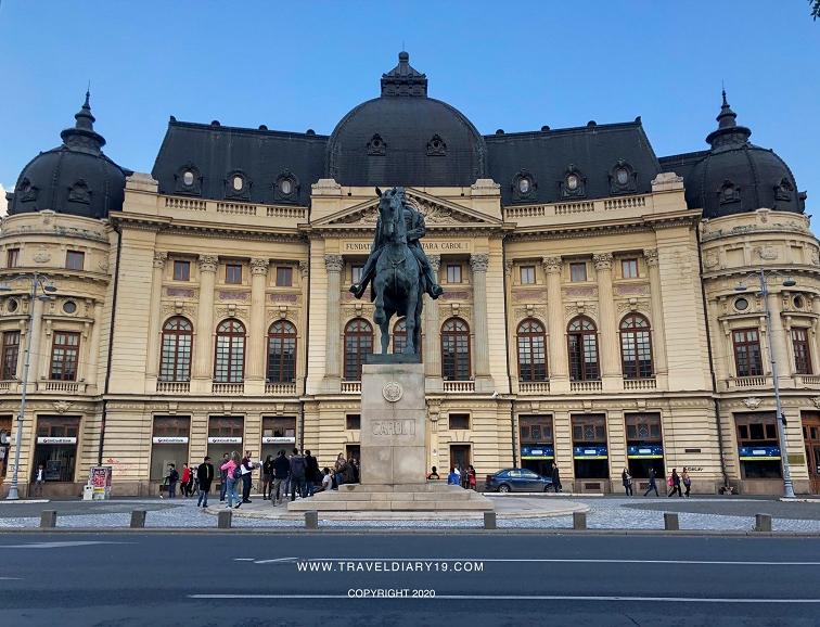Piazza della Rivoluzione, Bucarest
