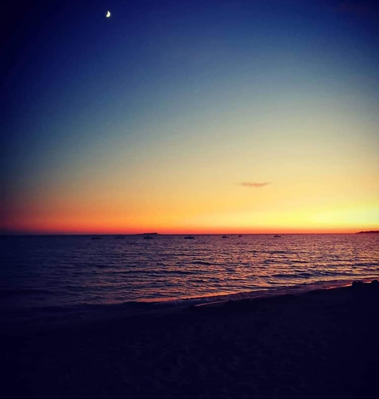 tramonto a Corfù