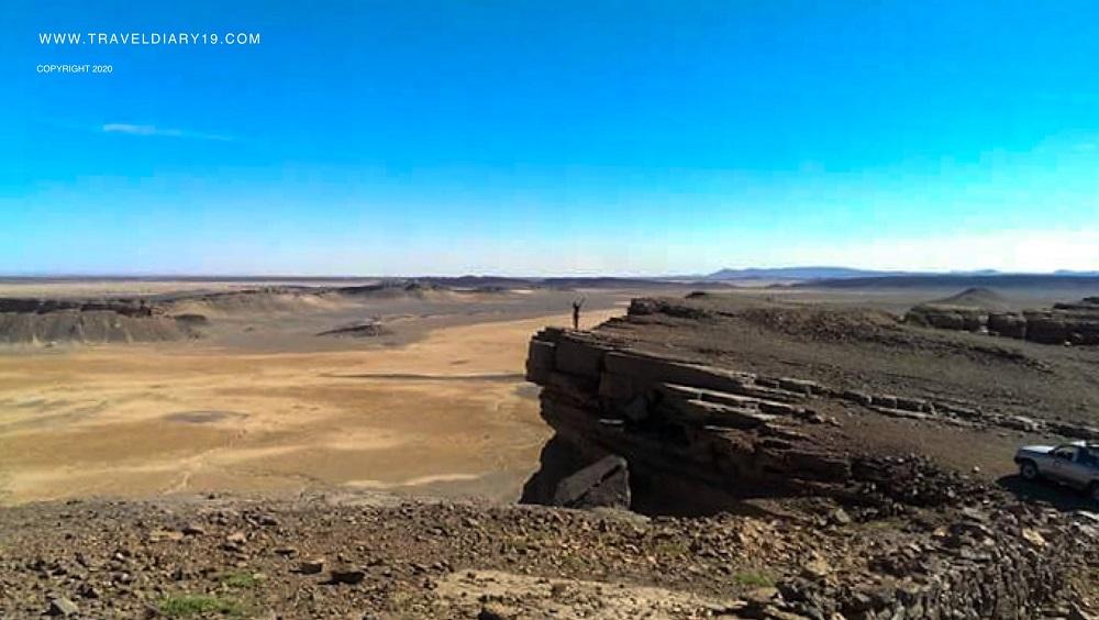 il deserto del Marocco, Africa