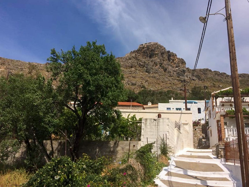 Tilos nel Dodecanneso