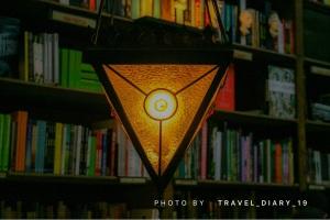 Nella biblioteca di Porto
