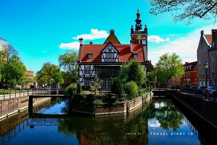 Gdansk, riflessi