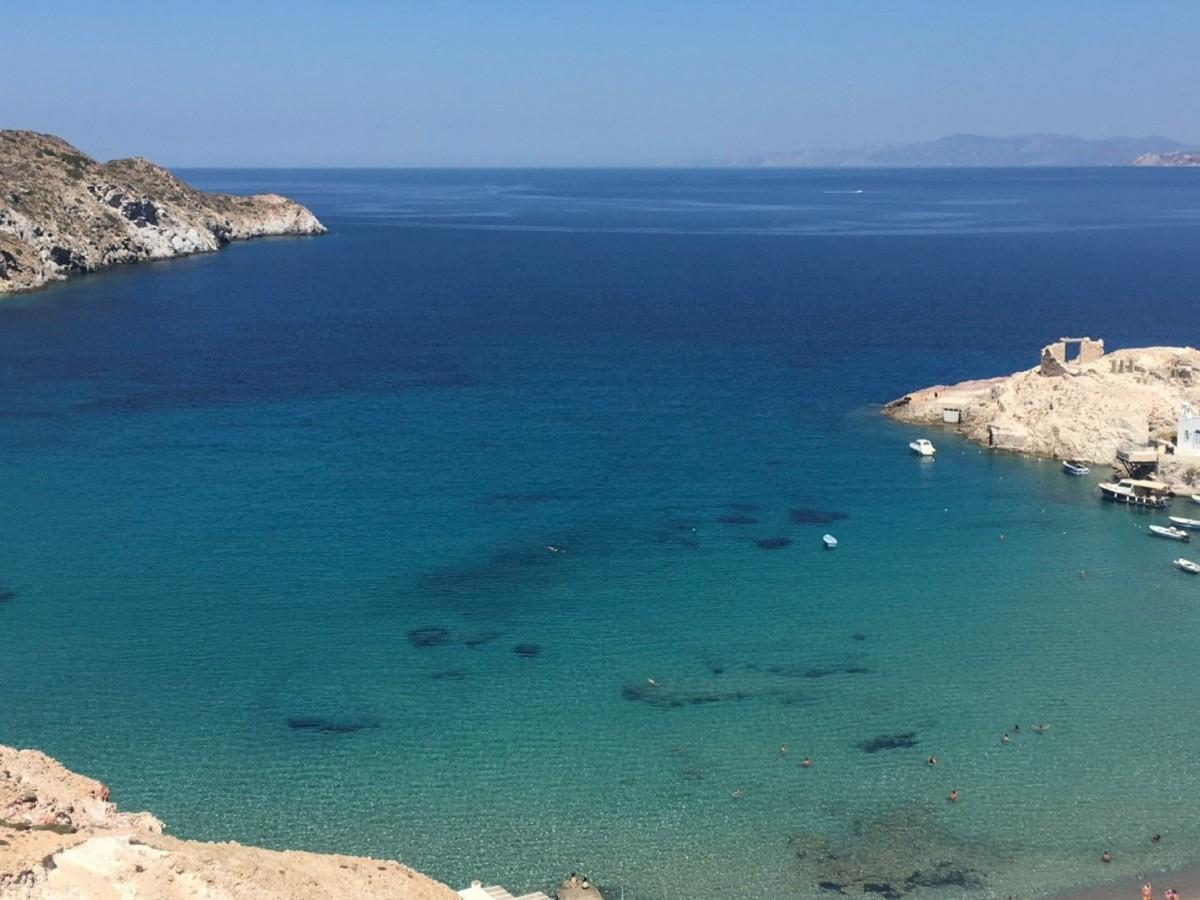 Perché amo la Grecia? Milos