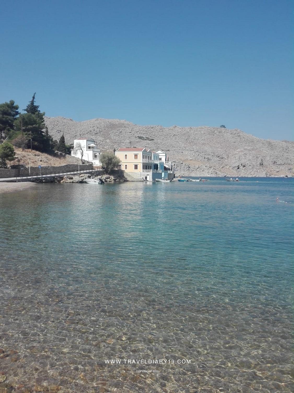 Grecia, Symi nel Dodecaneso