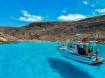 Italia: le barche volanti di Lampedusa